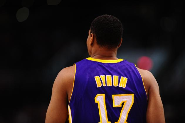 What's the Market For Former Sixers, Lakers Big Man Andrew Bynum?