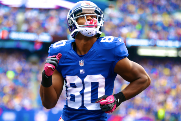 Victor Cruz Reaches Agreement on Long-Term Deal with Giants