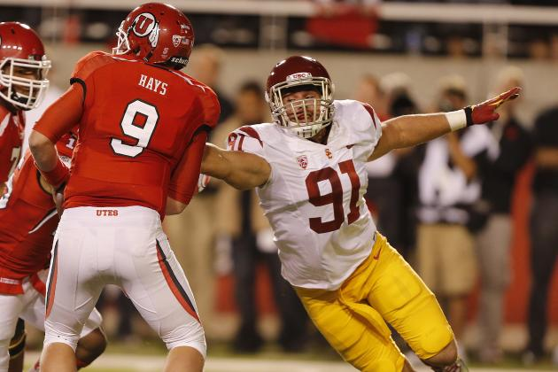 2013 Bednarik Award Watch List Includes Morgan Breslin and Leonard Williams