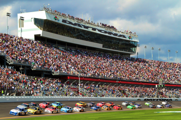 Daytona Speedway Reportedly Could Host a College Football Game