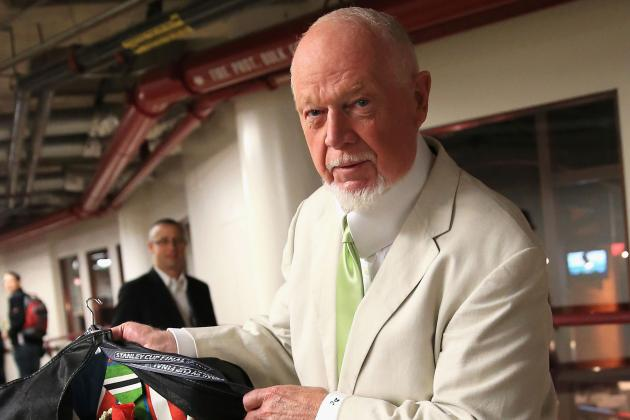 Don Cherry on D&C: Tyler Seguin 'One Step Away from Being a Superstar'