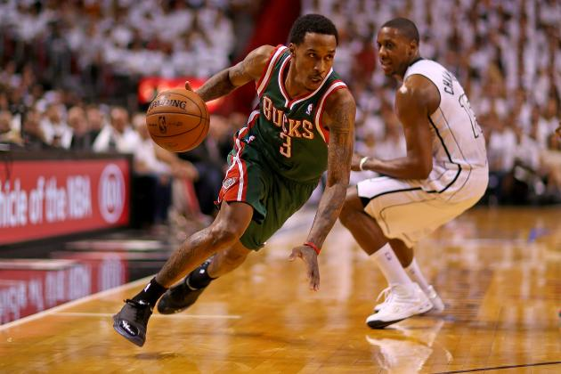 NBA Trade Rumors: Brandon Jennings, Randy Foye and More Players on the Market