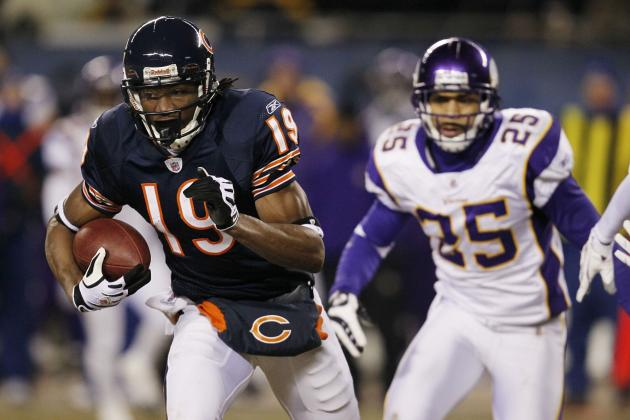Devin Aromashodu Could Help the Chicago Bears in 2013