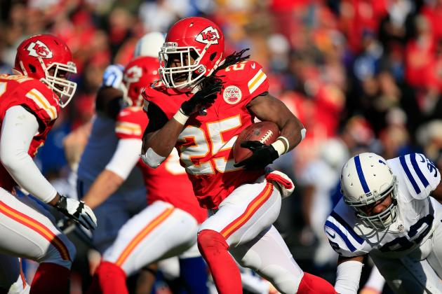 How Many Touches Should Jamaal Charles Have?