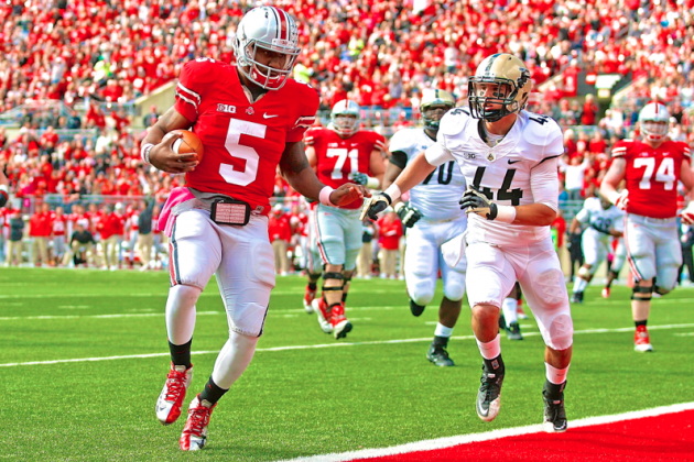 Ohio State Needs Big Plays Outside of Braxton Miller in 2013