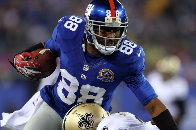 Hakeem Nicks' Future Unaffected by Cruz's Deal with Giants