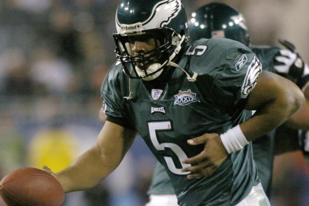 Lito Sheppard: McNabb Puked in Super Bowl