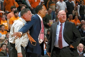 Former Tennessee Assistant Steve Forbes Joining Wichita State Staff