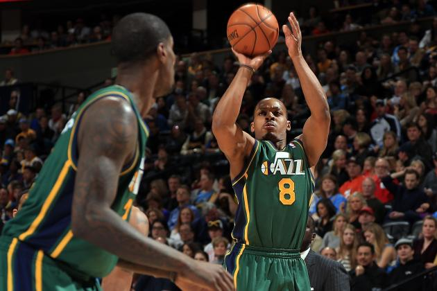2013 NBA Trade Rumors:Nuggets to Acquire Randy Foye in Three Team Sign-and-Trade
