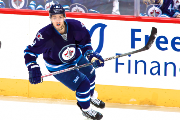 Jets' Burmistrov Signs with Ak Bars Kazan of KHL