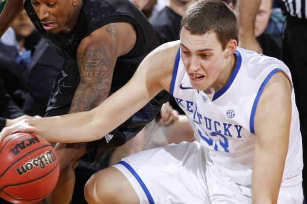Kyle Wiltjer Still a Loyal Cat in Russia: Kentucky Wildcats Basketball
