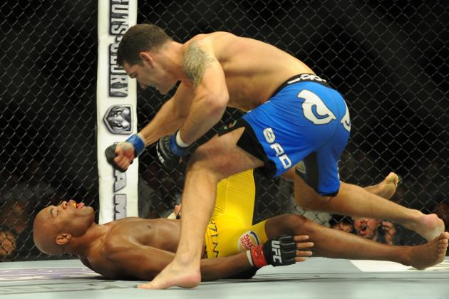 MMA's Great Debate Radio: Roundtable Discussion About Weidman vs. Silva