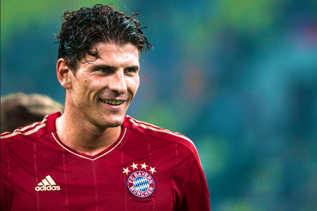Bayern: Mario Gomez to Fiorentina No Surprise As Striker Seeks 1st Team Starts