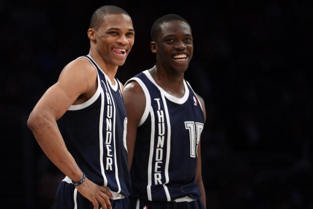 Reggie Jackson Ready to Play with Russell Westbrook
