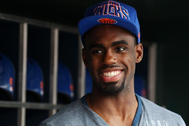 Report: Knicks Sign Tim Hardaway Jr.