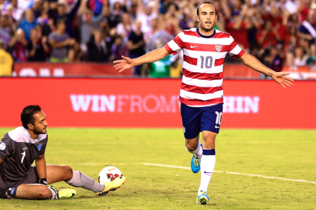 USMNT: Landon Donovan Sees Gold Cup as Opportunity, but so Can Jurgen Klinsmann