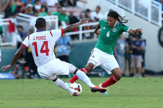 Gold Cup 2013: Mexico Desperately Needs to Improve After Opening Loss