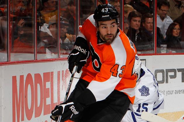 Recovering Bourdon in Flyers' Crowded D Plans