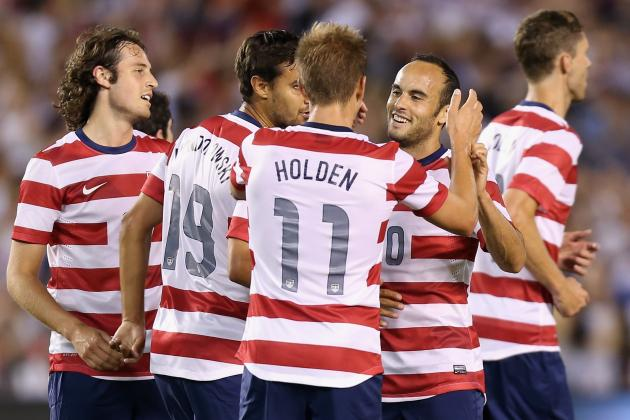 USA Gold Cup 2013: Biggest Questions for Americans Heading into Tournament