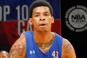 Kimball Basketball Star Frazier Admitted to SMU, Began Summer School Today