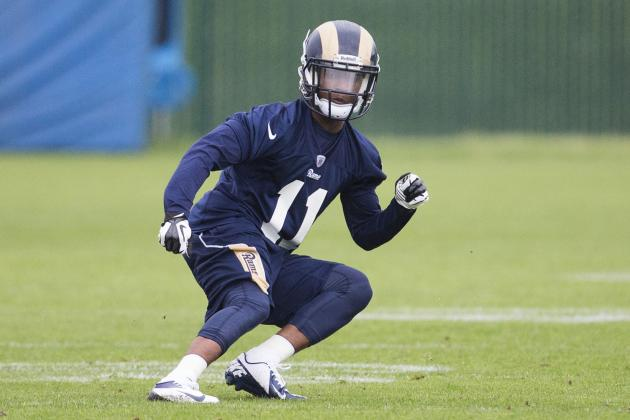 Tavon Austin: I'm One of Sam Bradford's 'New Toys'
