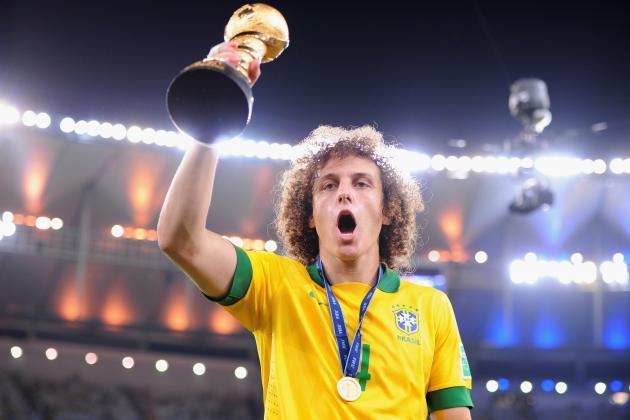 Chelsea Transfer Rumours: Blues Must Keep David Luiz at Stamford Bridge