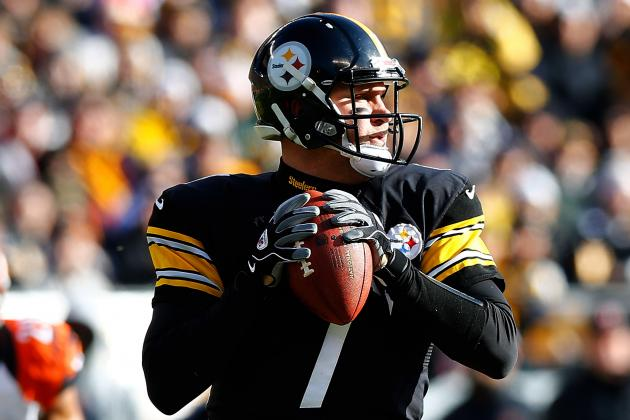 Is Ben Roethlisberger Already Better Than Terry Bradshaw?