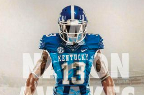 Photo: Kentucky Football Is Advertising in Sports Illustrated and Time Magazine
