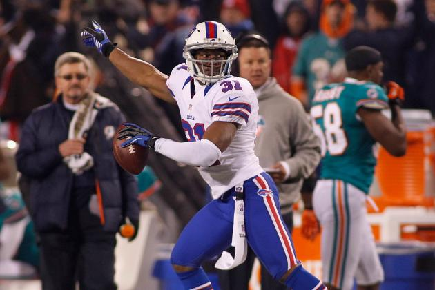 Bills Not Close to Re-Signing Jairus Byrd, No Talks Scheduled