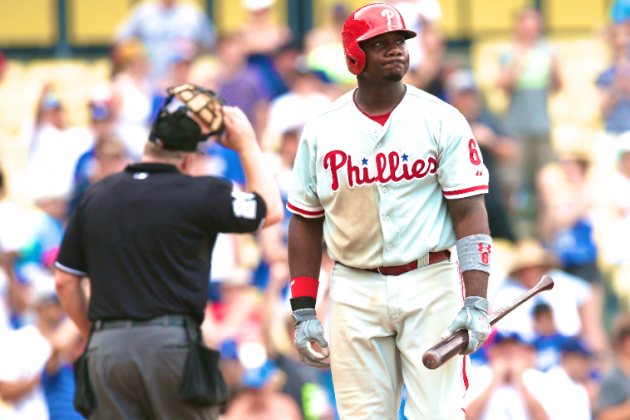 Ryan Howard Injury: Updates on Phillies Star's Knee
