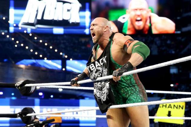 Ryback: Goldberg Chants at the WWE Superstar Have To Stop