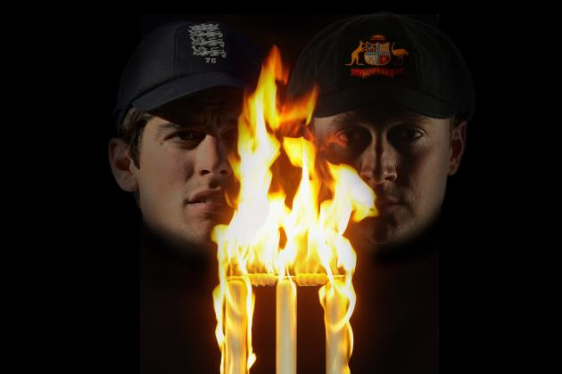 Ashes Series 2013 Schedule: When and Where to Catch Cricket Showdowns