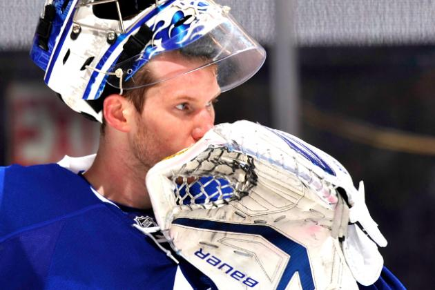 Does a Maple Leafs' Goalie Controversy Loom After Jonathan Bernier Signing?