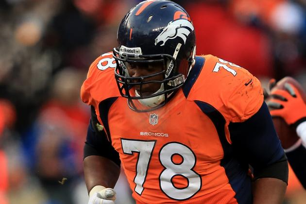 Report: Broncos Up Their Offer to Clady