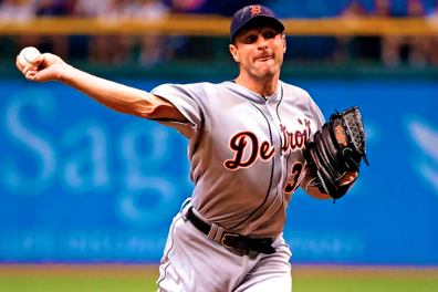 Scherzer Goes for 14-0: Detroit Tigers vs Cleveland Indians Live Score, Analysis