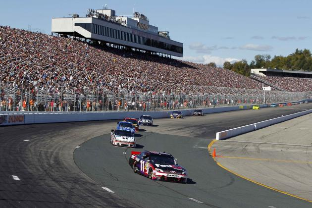 Fantasy NASCAR Picks for Sprint Cup Series at New Hampshire