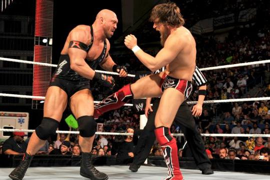 Ryback Has Never Looked Weaker in WWE
