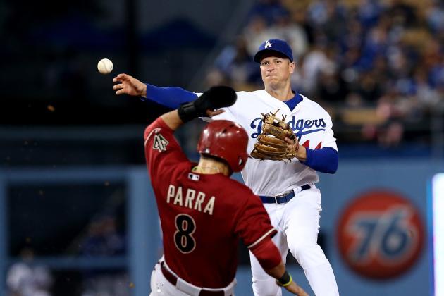 ESPN Gamecast: Dodgers vs. D-Backs