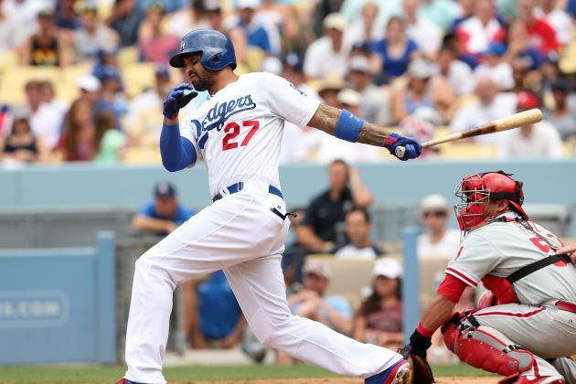 How Matt Kemp's Latest Injury Impacts Dodgers' Playoff Hopes, Trade Plans