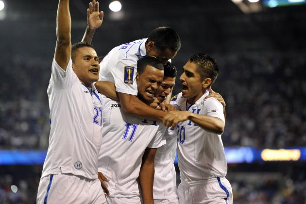 Gold Cup 2013 Results: Scores and Highlights from Day 2