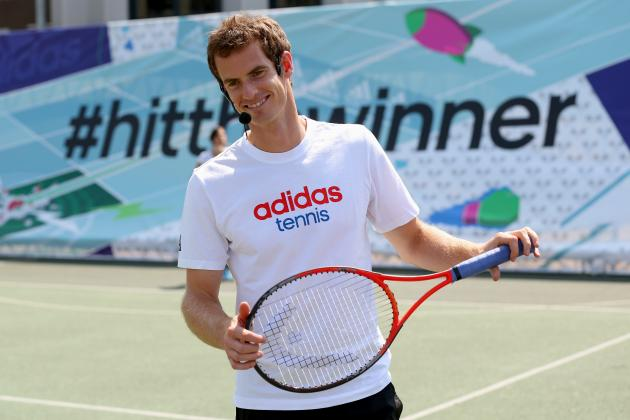 Blueprint for Andy Murray to Become One of the Current Era's Greatest Stars