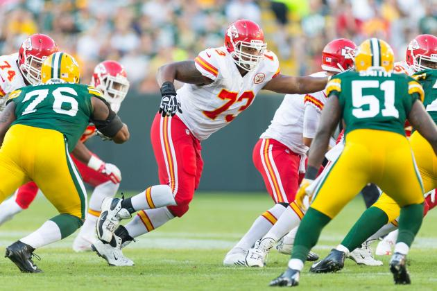 Why Kansas City Chiefs' Jon Asamoah Is NFL's Most Underrated Guard
