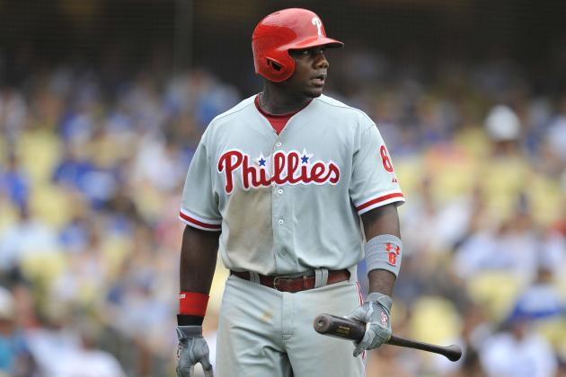 Ryan Howard Injury: How Slugger's Absence Will Affect Philadelphia Phillies