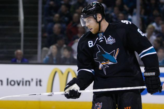 San Jose Sharks: How Much Is Too Much for Joe Pavelski's Contract Extension?