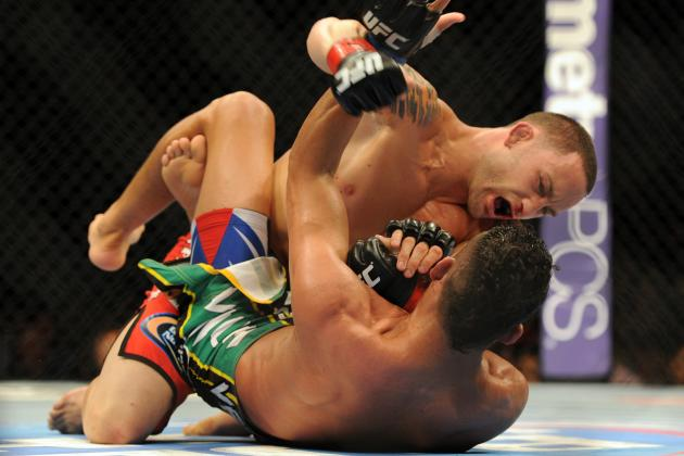 UFC 162: Frankie Edgar Proves He's Threat to Featherweight Title with Win