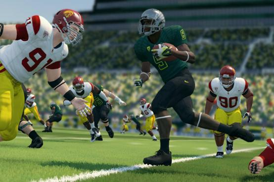 EA Sports' NCAA Football 14: Teams Most Likely to Dominate Online Action