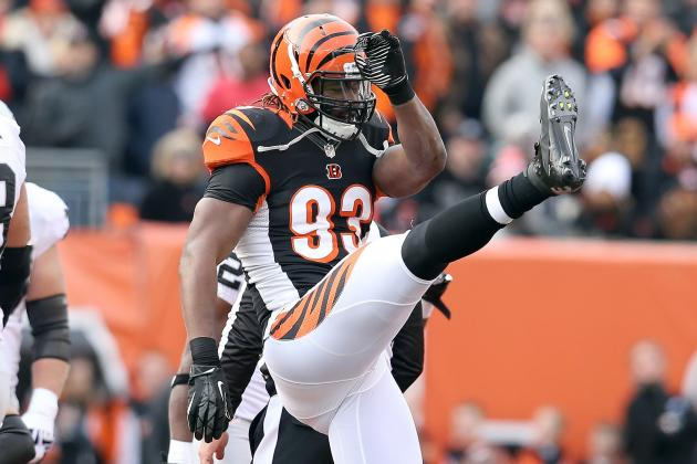 What Should the Bengals Do with Michael Johnson?