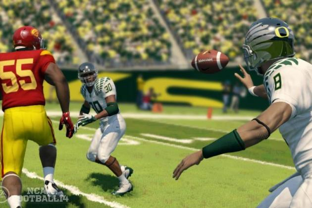 What the Football Freak Needs to Know in EA Sports' NCAA Football 14 Video Game