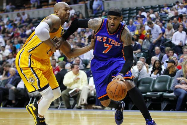 Why Knicks Are Making Huge Mistake if NY Moves Carmelo Anthony to Small Forward