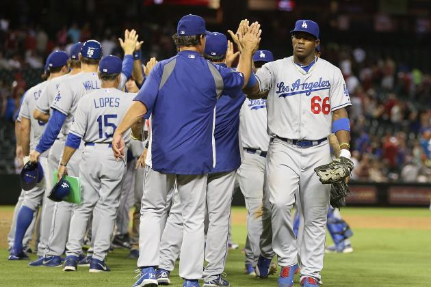 Los Angeles Dodgers: Why No Move Is the Best Move at Trade Deadline